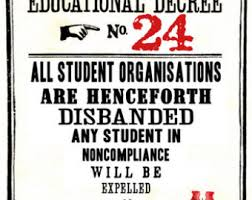 Educational Decree 24