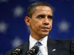 Obama stern