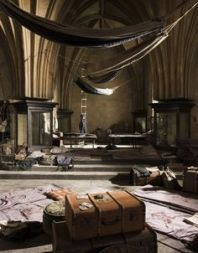 Room of Requirement Deathly Hallows