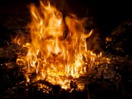 Sirius in Fire