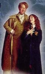Hermione and Gilderoy