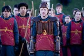 Ron as Keeper