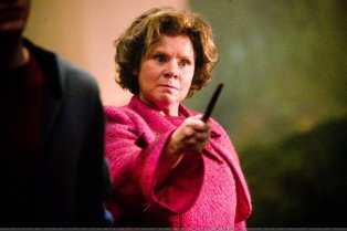 Frazzled Umbridge