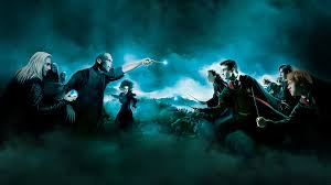 Harry Potter war