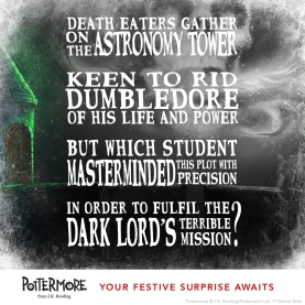 Pottermore Day 12